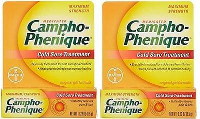 campho phenique for cold sores