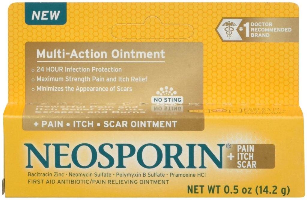 Antibiotics for cold sores