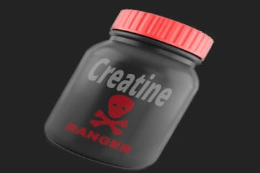 does creatine cause cold sores
