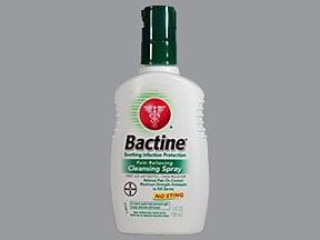 benzalkonium chloride cold sores