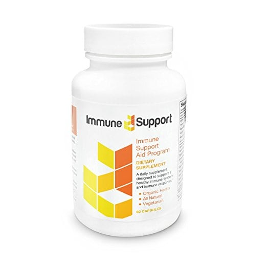 immune support for cold sores