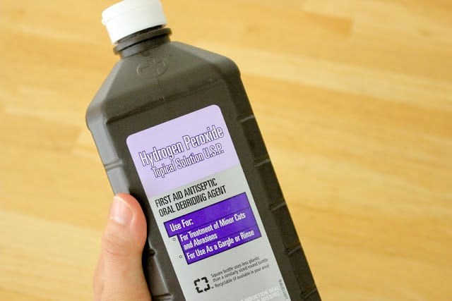 How To Use Hydrogen Peroxide For Cold Sores - How To Get Rid