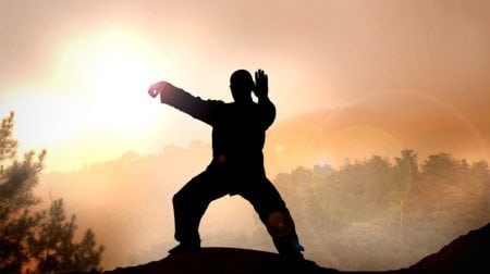 tai chi for preventing cold sores
